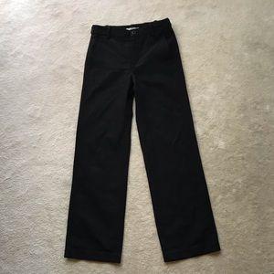 Vince black pants size 4
